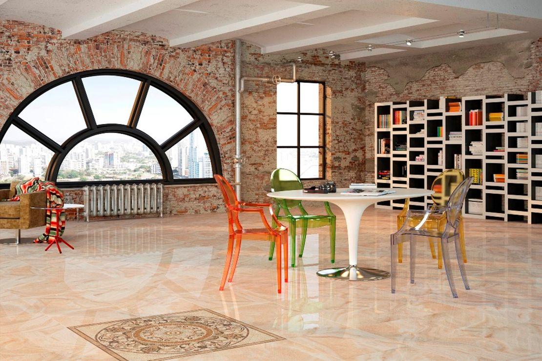 Плитка Newpearl Ceramics Group – жемчужное великолепие в интерьере