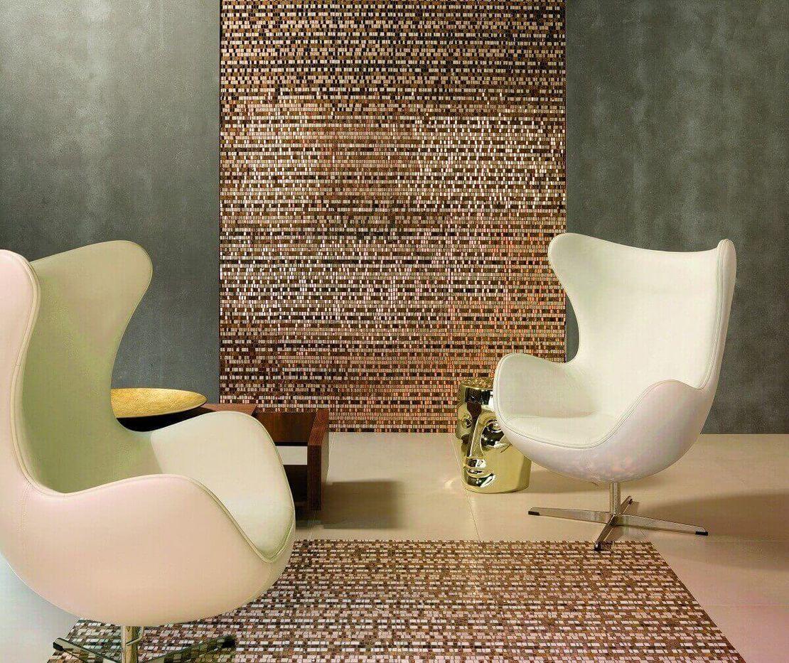 Плитка мозаика: виды и особенности