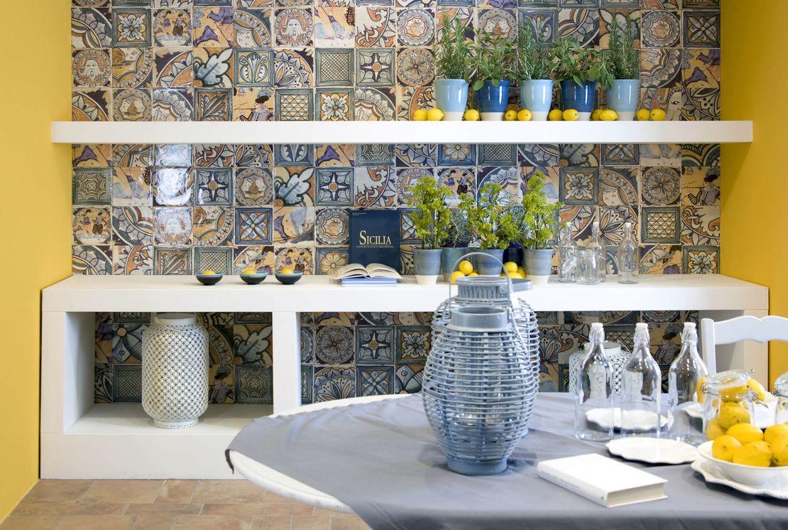 Керамическая плитка Del Conca