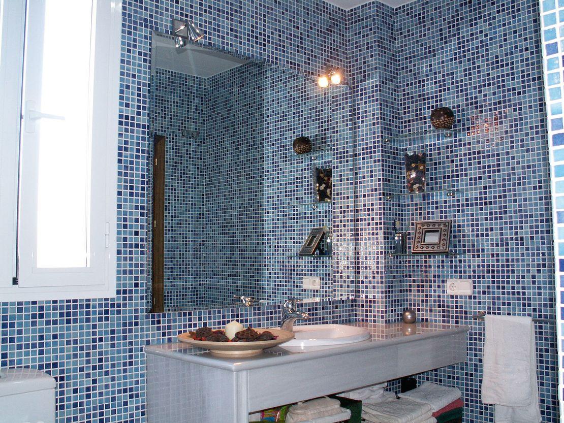 Керамическая плитка Irida Mosaic