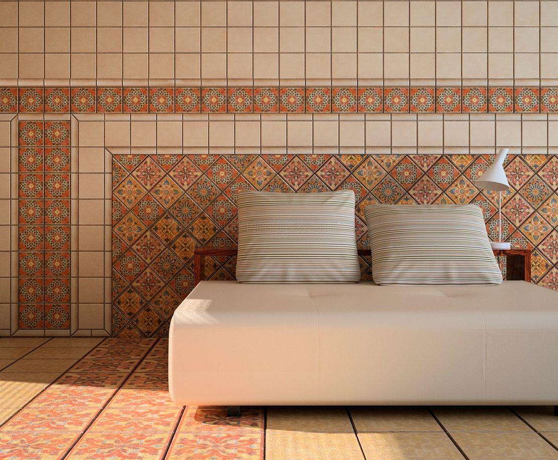 Плитка Kavarti: бронзовые декоры в вашем интерьере
